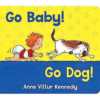 Go Baby! Go Dog! [Board book]