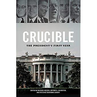 Crisol: Primer año del Presidente (Miller centro estudios de la Presidencia)