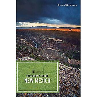 Explorer`s Guide New Mexico