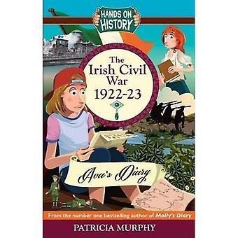 De Ierse burgeroorlog 1922-23: AVA's dagboek: deel 3 (handen op geschiedenis)