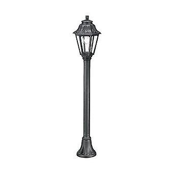 Ideal Lux - Anna weiß kleine Lampe Post IDL120454