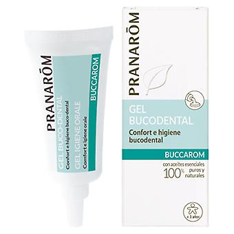 Pranarom Buccarom Oral Gel 15 ml (Hygiene and health , Dental hygiene , Toothpaste)