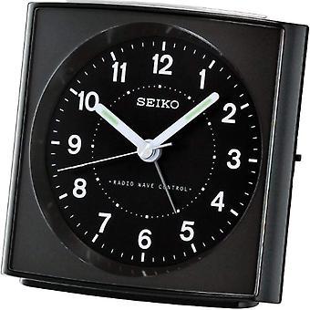 Seiko QHR022K-unisex analogue alarm clock