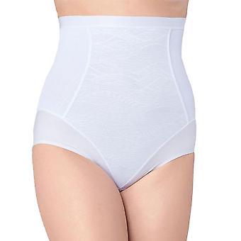Triompher la Sensation aéré Highwaist Panty 01 blanc Cs (0003)