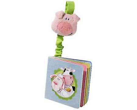 HABA - Farm Animals Buggy Book 5348