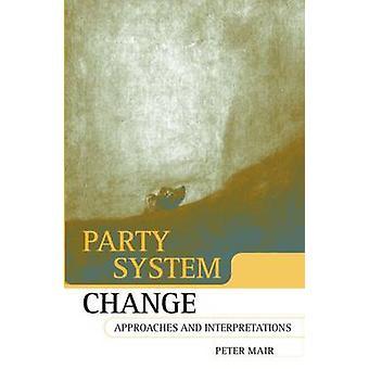 パーティー システム変更のアプローチと解釈でメア ・ ピーター