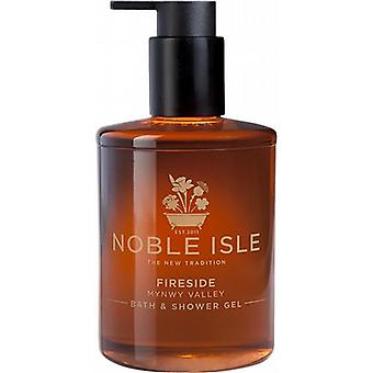 Ædle Isle Fireside bad & Shower Gel