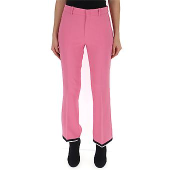 Gucci Pink Viscose Pants