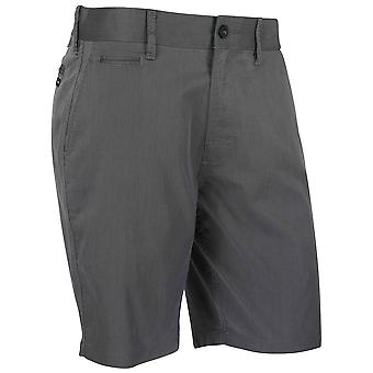 RVCA Mens Control OXO Hybrid Shorts - Black