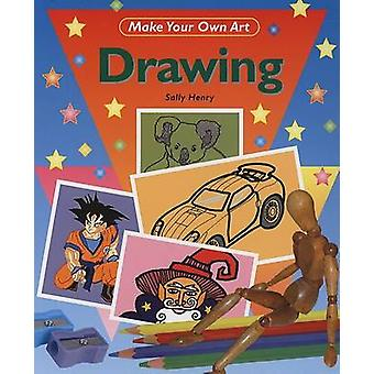 Drawing by Sally Henry - 9781435826434 Book