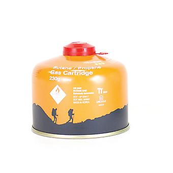 Yellowstone 230g Butane/Propane Gas Cartridge
