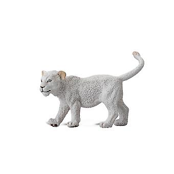 CollectA White Lion Cub-gång