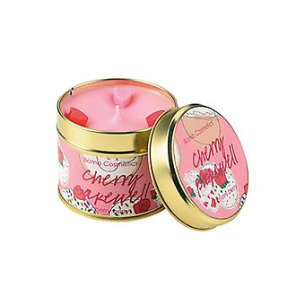 Bomb Cosmetics Tinned Candle - Cherry Bakewell