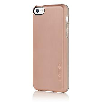 Incipio iPhone 5C Feather Shine Ultrathin Shell Case Gold