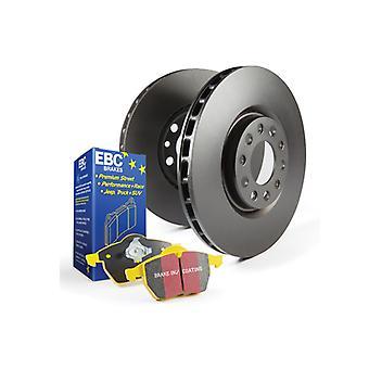 EBC freios S13KR1403 EBC Stage 13 kit