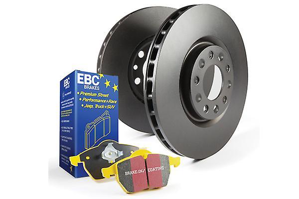 EBC Brakes S13KR1438 EBC Stage 13 Kit