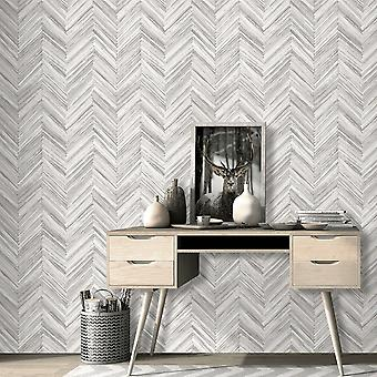 Rasch Hygge Wood Pattern Modern Smooth Vintage Distressed Wood Effect Wallpaper 212303