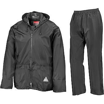 Résultat - Waterproof Mens Jacket And Trouser Set