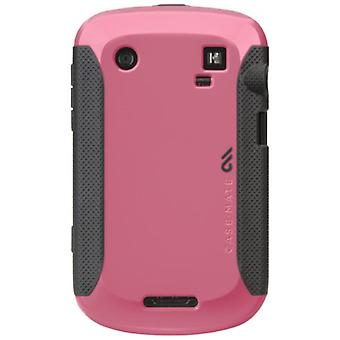 Case-Mate Pop! Case for BlackBerry Bold 9900 / 9930 - Pink / Cool Gray