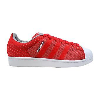 Adidas Superstar Weave Pack Tomato/White S77929 Men's