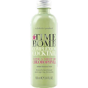 Time Bomb Complexion Cocktail with a Shot of Chlorophyll