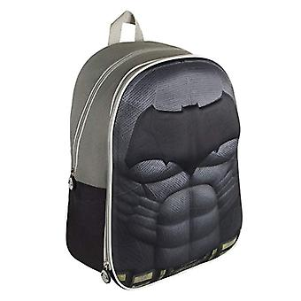 Batman Backpack School for L&Apos;Three-Dimensional Kindergarten Relief