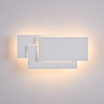 Maytoni Lighting Trame White Wall Lamp 12W