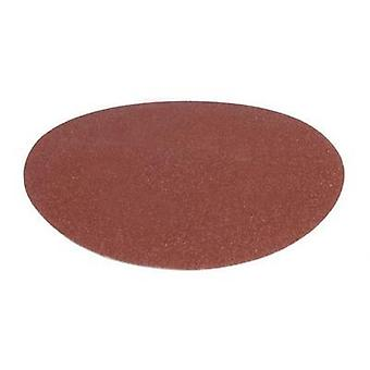 Sandpaper sheet Grit size 100 (Ø) 150 mm Ferm BGA1037 BGA1037 1 pc(s)