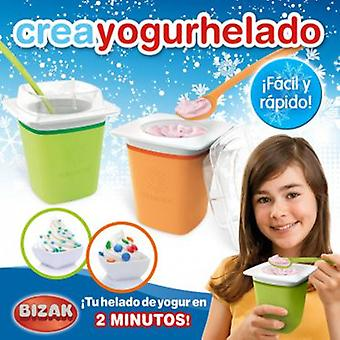Bizak Frozen Creayogur (Toys , Educative And Creative , Chef-Zone)