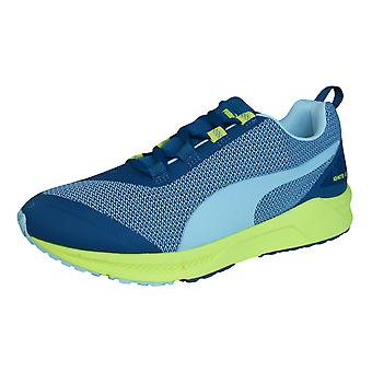 Puma Ignite XT Womens Running Trainers / Shoes - Blue