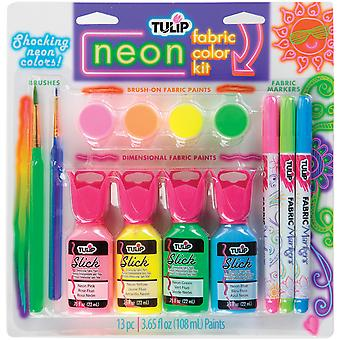 Neon Fabric Color Kit-  33265