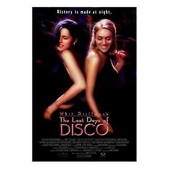 The Last Days of Disco Movie Poster (11 x 17)