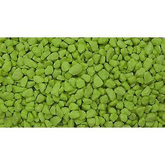 Fluoro grus grøn 2,5 kg (pakke med 10)