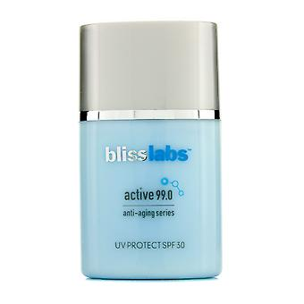 Blisslabs Active 99,0 Anti-Aging Serie UV Schutz SPF 30 30 ml/1 oz