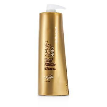 Joico K-Pak Color Therapy Shampoo - To Preserve Color & Repair Damage (New Packaging) - 1000ml/33.8oz