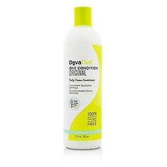 Devacurl én betingelse Original (daglig fløde Conditioner - til krøllet hår) - 355ml/12 ounce