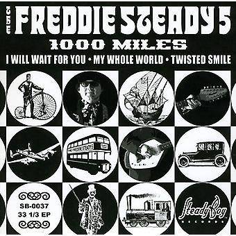 Freddie Steady 5-1000 Miles [Vinyl] USA importerer
