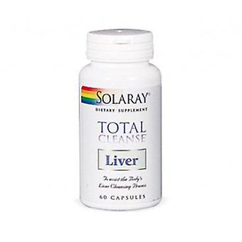 Solaray Total Cleanse Liver 60Cap.
