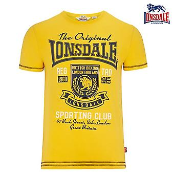 Lonsdale mens T-Shirt Orpington
