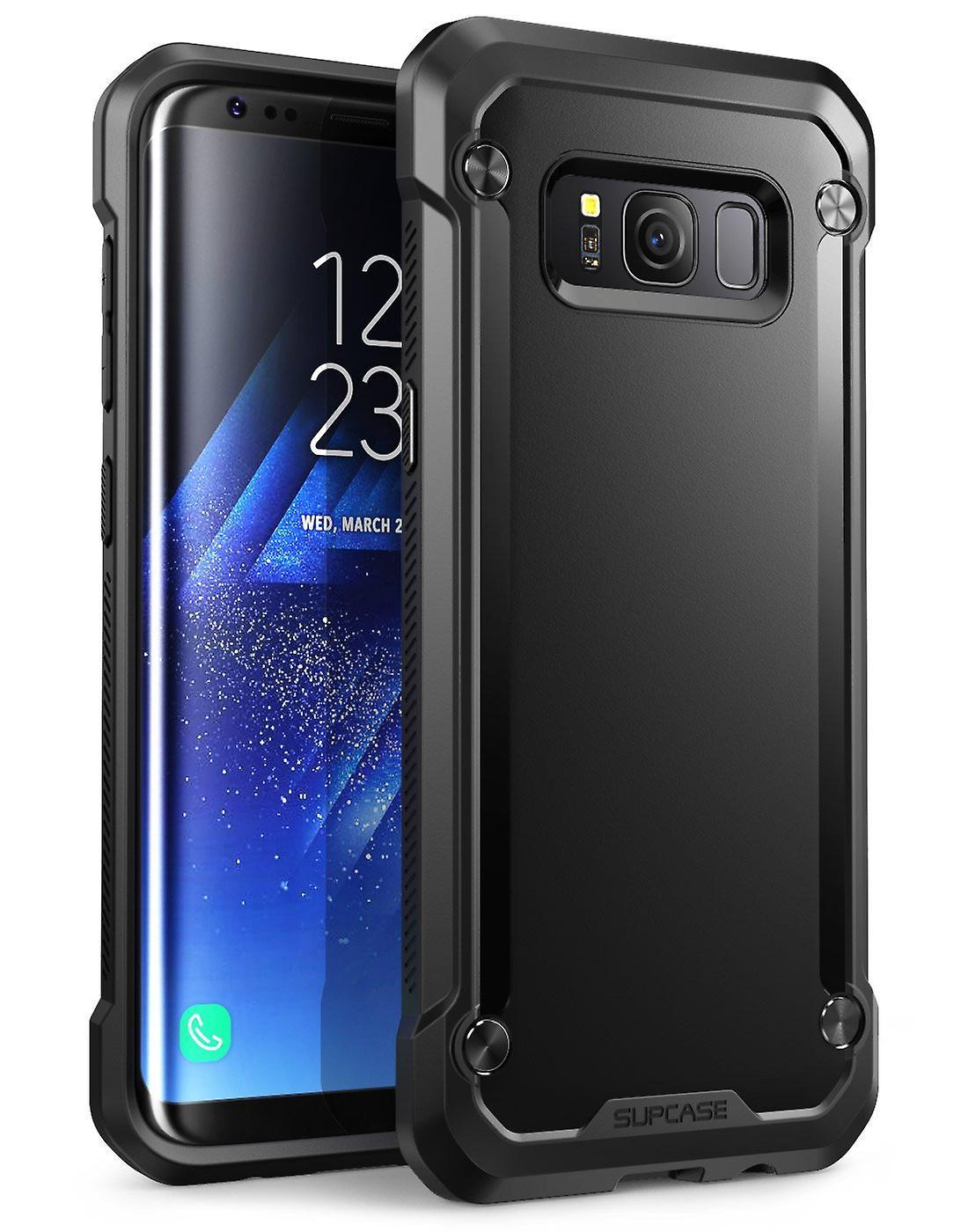 Samsung Galaxy S8 Case, SUPCASE, Unicorn Beetle Series Premium Hybrid Protective Clear Case, S8 Case. Samsung S8 Case