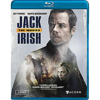 Jack Irish: The Movies [Blu-ray] USA import
