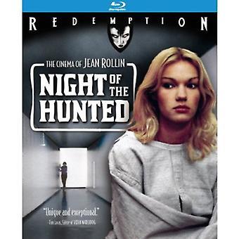 Nat af Hunted [BLU-RAY] USA importen