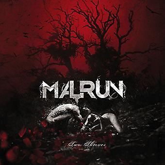 Malrun - Two Thrones [Vinyl] USA importerer