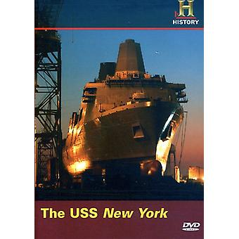 Hero Ships: Uss New York [DVD] USA import