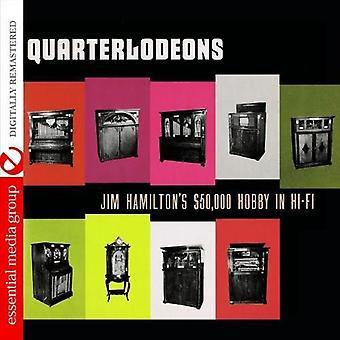 Hamiltons, Jim speeldozen - Quarterlodeons-Jim Hamiltons $50 * 000 Hobby in Hi-[CD] USA importeren