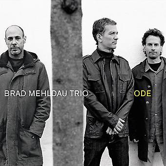 Brad Mehldau Trio - Ode [CD] USA import