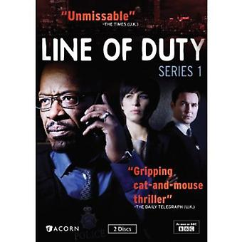 Line of Duty: Series 1 [DVD] USA import