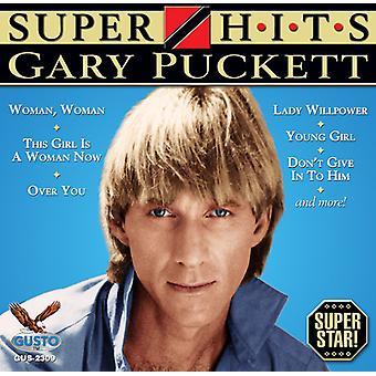 Gary Puckett - Super Hits [CD] USA import