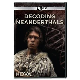Nova - decodificación neandertales [DVD] USA importar