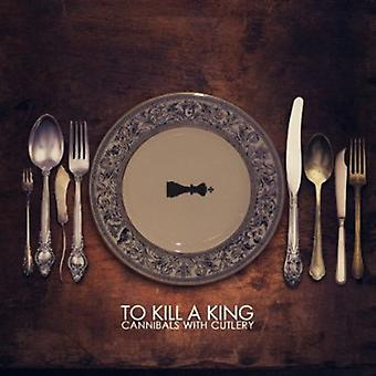 At dræbe en konge - kannibaler med bestik [CD] USA importerer